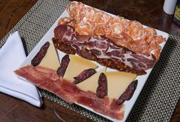 Prato de Frios Ibérico, Jamón
