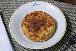 Tortilhas de Chorizzo