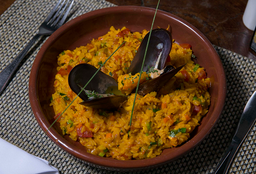 Arroz de Frutos Do Mar