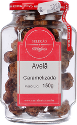 Avelã Santa Luzia Caramelizada 150 g