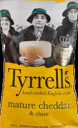Batata Tyrrells Queijo Cheddar 150 g