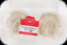 Duo Pastas Santa Luzia Azeitona Verde e Cebola 160 g