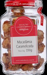 Macadamia Santa Luzia Carameliza 150 g