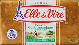 Manteiga Elle&Vire Com Sal 200 g