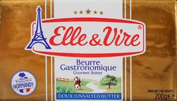 Manteiga Elle&Vire Sem Sal 200 g