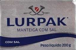 Manteiga Lurpak Com Sal 200 g