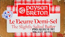 Manteiga  Paysan Breton Com Sal 200 g