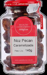Noz Pecan Santa Luzia Caramelizada 140 g