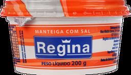Manteiga Em Pote Regina Com Sal 200 g