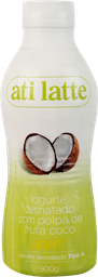 Iogurte Atilatte Coco Light 900 g
