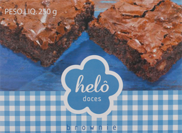 Brownie Helo Doces 250 g