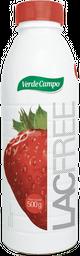 Iogurte Verde Campo Lacfree Morango 500 mL