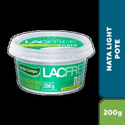 Nata Light Zero Lactose Verde Campo Lacfree Pote 200G