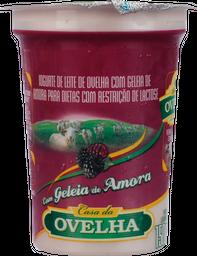 Iogurte Casa Da Ovelha Light Com Geléia De Amora 150 g