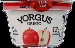 Iogurte Yorgus 0% Grego Maçã E Canela 130 g