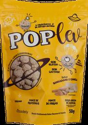 Snack Pop Lev Sem Glúten Banana E Canela 50 g