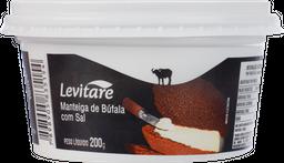 Manteiga De Búfala Levitare Com Sal 200 g