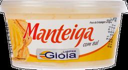 Manteiga Gioia Com Sal  230 g