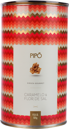 Pipoca Pipo Doce Caramelo E Flor Sal 125 g