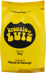Brownie Luiz Maracujá 80 g