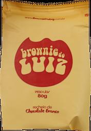 Brownie Luiz Chocolate Branco 80 g
