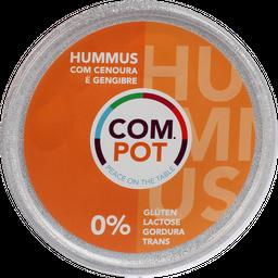 Homus Compot Cenoura E Gengibre 200 g