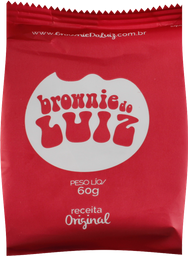 Brownie Luiz Original 60 g