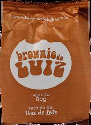 Brownie Luiz Doce De Leite 80 g