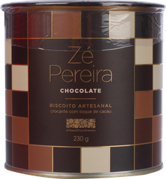 Biscoito Zé Pereira Chocolate] 230 g