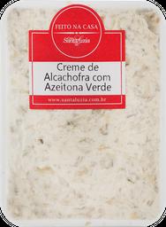 Creme Polenghi De Alcachofra Com Azeitonas