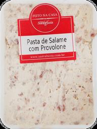 Pasta Santa Luzia De Salame Com Provolone