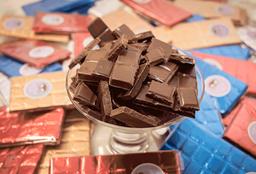 Barrinhas De Chocolate Ao Leite