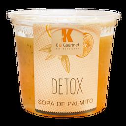 Sopa de Palmito