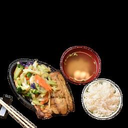 Teppanyaki de Anchova