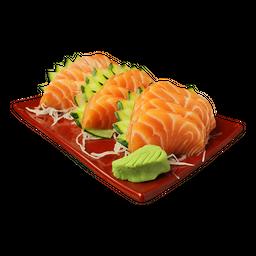 Sashimi de Salmão