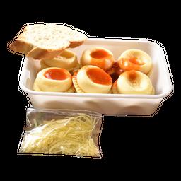 Sorrentino Artesanal de Queijo e Mozzarella de Búfala
