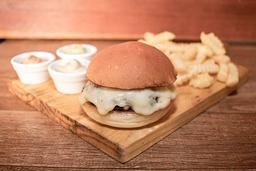 2 x 1 Cheeseburger