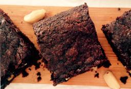Brownie Com Castanhas Do Pará Vegano