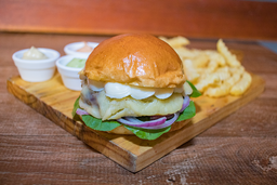 2 x 1 Burger House