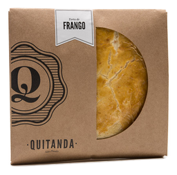 Torta De Frango 450 g