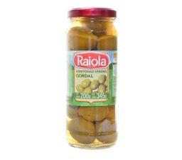 Azeitona Raiola Verde Gordal  200 g