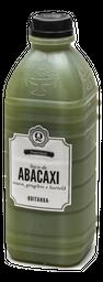 Suco Funcional Abacaxi Hortelã Gengibre e Couve 1 L