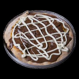 Pizza Chocolate Ao Leite