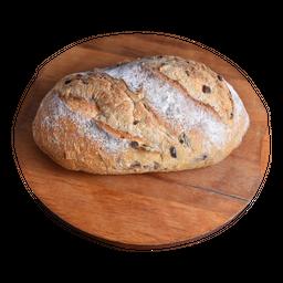 Pão De Azeitona E Alecrim