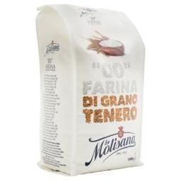 La Molisana Farinha de Trigo 00 Em Celofane