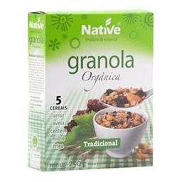 Native Granola Orgânica Tradicional