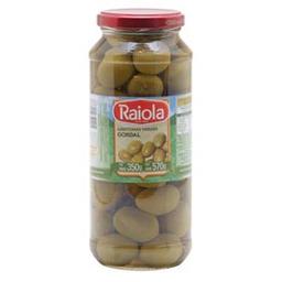 Raiola Azeitona Verde Gordal