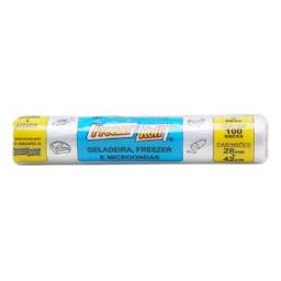 Freezer Roll Embalagem Plástica