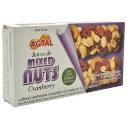&Joy Mixed Nuts Barra Grão Agtal Mixed Nuts Cranberry Com 2