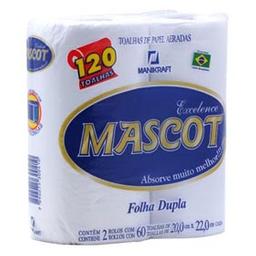 Mascot Toalha de Papel